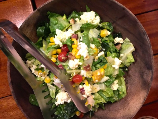 Shredded Kale Salad With Pancetta And Hard-Cooked Egg Recipes ...