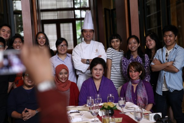 And KEB, the Indonesian Mom Bloggers Group, Turns Two - Omar