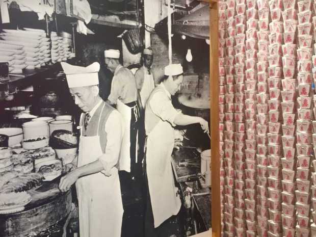 MOFAD Lab Launched CHOW - The History of Chinese Restaurants